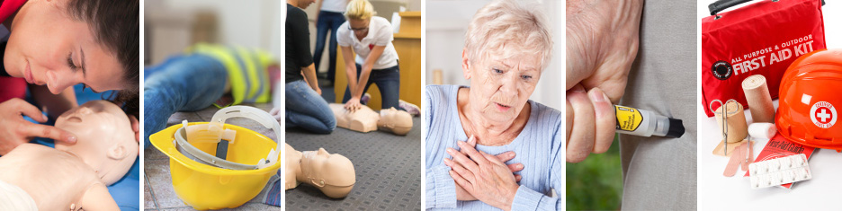 First Aid and Safety Training